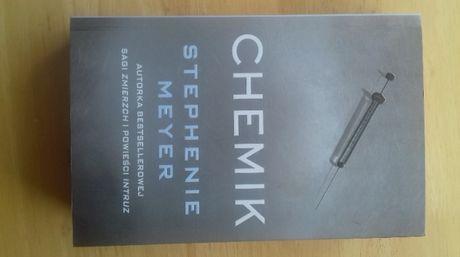 Chemik, thriller Stephanie Meyer