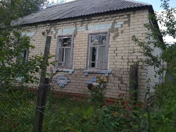 Продам два дома на одном участке в с. Тарановка