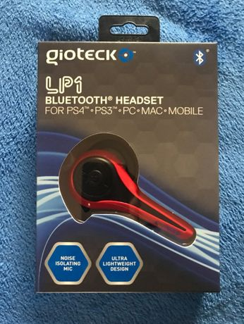 Gioteck LP1 HeadSet