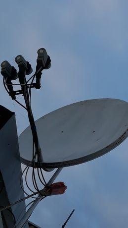 Спутниковые антены и тюнеры