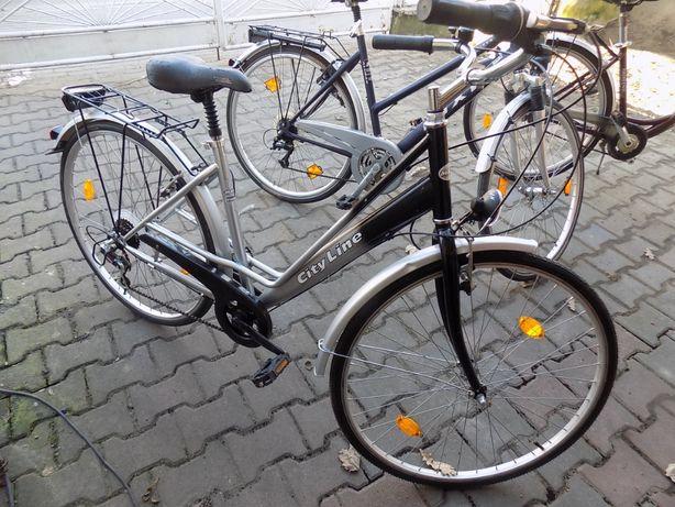 rower damka miejski