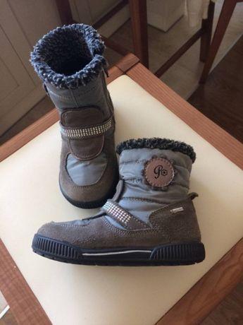 Зимние сапожки сапоги ботинки Primigi для девочки, размер 26