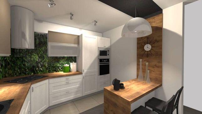 Montaż mebli kuchennych IKEA, szaf, łóżek, szafek łazienkowych, itd.