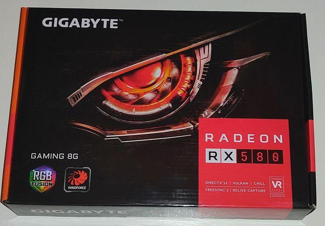 Karta graficzna Gigabyte RX580 8Gb