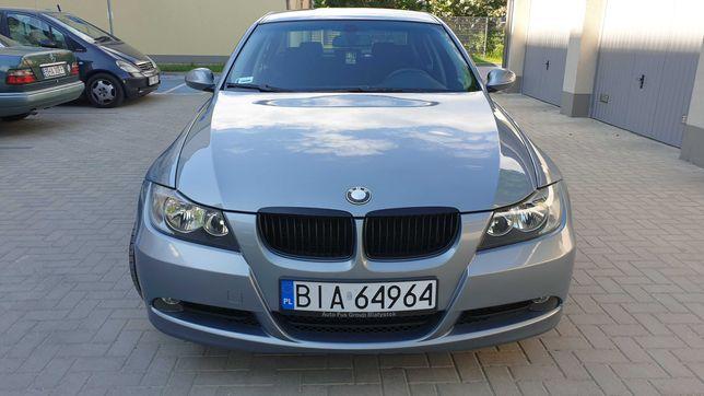 BMW 320i E90, seria 3. Os. prywatna. Benz. 6 biegów manual. Dużo zdjęć
