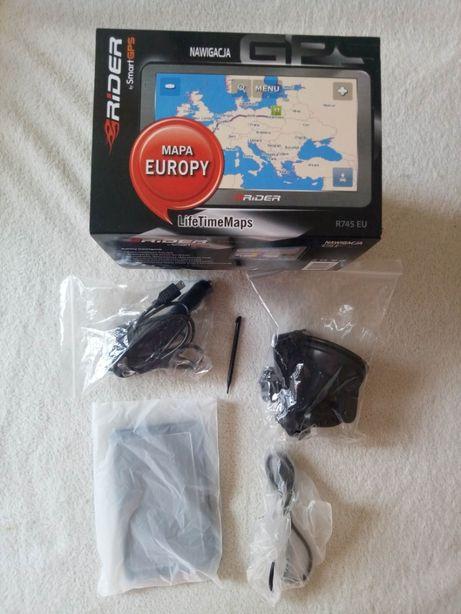 GPS навігатор Rider R745 EU
