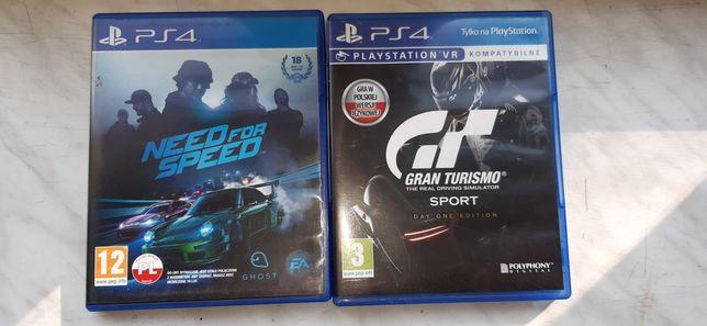 Gran Turismo + NFS