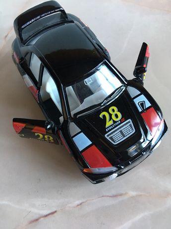 Машинка коллекционная игрушечная детская гонка
