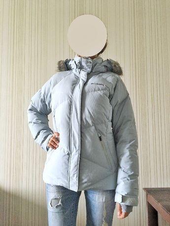 Куртка Пуховик Columbia женская, размер S