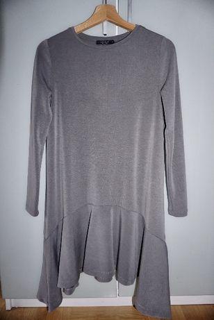 Sukienka oversize/ciążowa Mohito, rozmiar 32/34 (XXS)