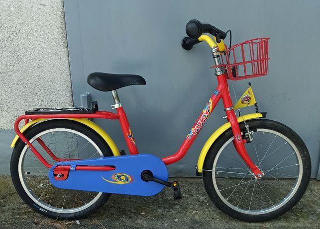 Rowerek rower dziecięcy Puky Z8 18 koła JAK NOWY