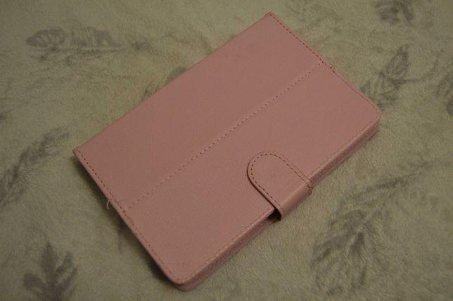 Etui pokrowiec oprawa na tablet różowa