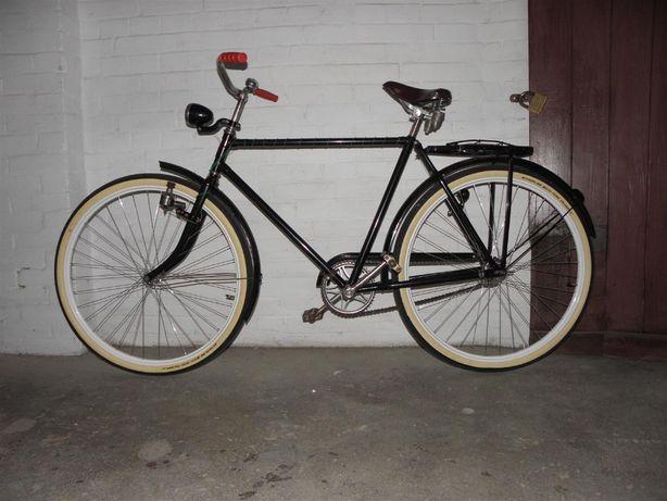 Rower zabytkowy odrestaurowany wojenny MOVE siodło LEPPER