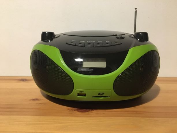 Radioodtwarzacz, boombox Sencor CD/USB/MP3