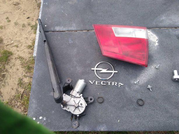 znaczek ,Lampa,Wycieraczka z silnikiem Vectra C kombi