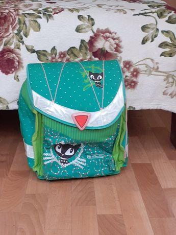 Рюкзак школьный Leibitz с сумкой для формы