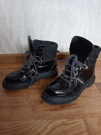 ботинки кожа 3000руб