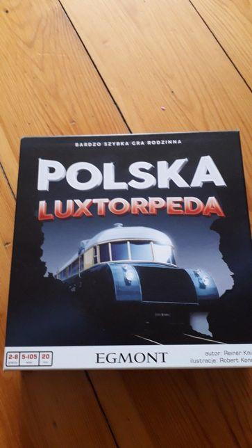 Gra Polska Luxtorpeda Egmont