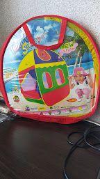 Палатка, домик для детей 90*120*76см