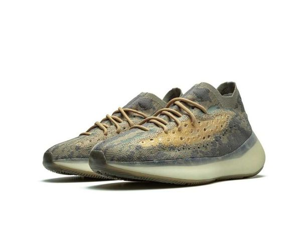 Кроссовки унисекс Adidas Yeezy Boost 380 мужские/женские от36до43