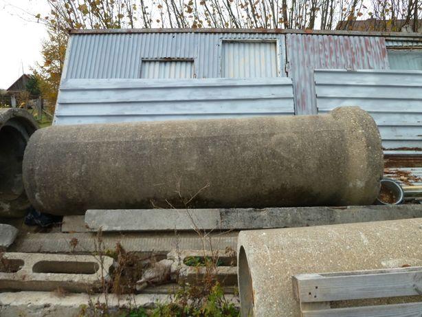 Rury kregi betonowe 250 cm.