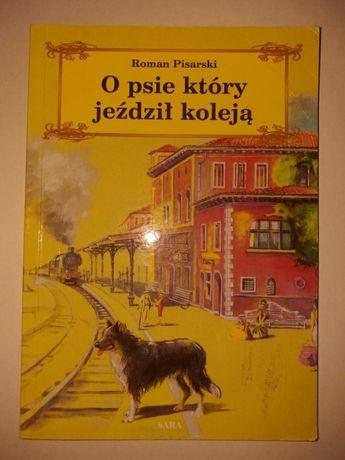 Książka O psie który jeździł koleją