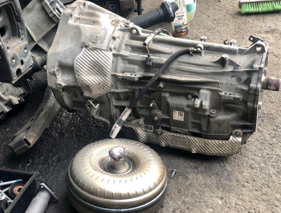 АКПП NAC 3.0 CRC Коробка передач Volkswagen Touareg / Audi Q7 Ауди Ку7