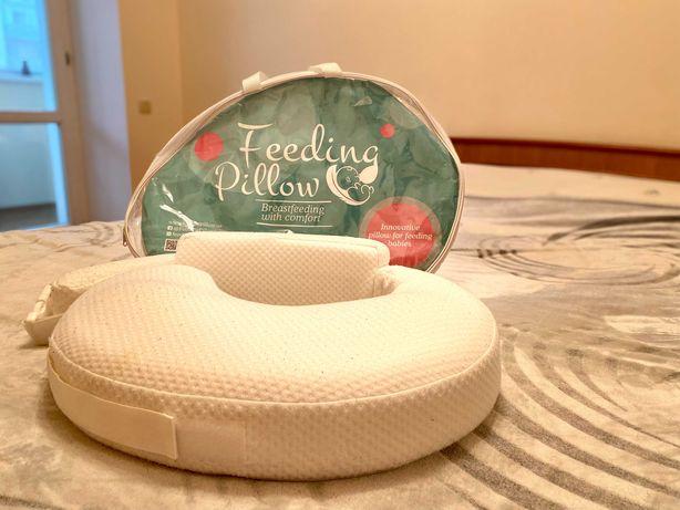 Продам ортопедическую подушку для кормления Feeding Pillow.