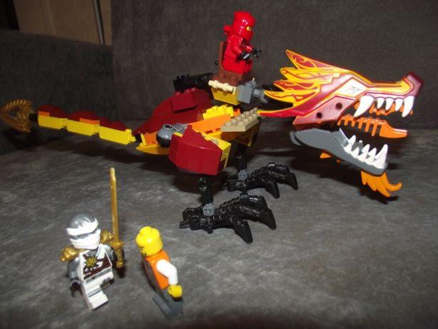 LEGO оригинал дракон