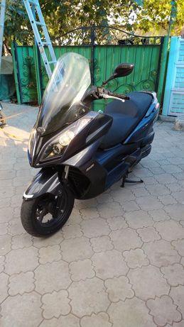 Макси скутер Honda Kymca Suzuki