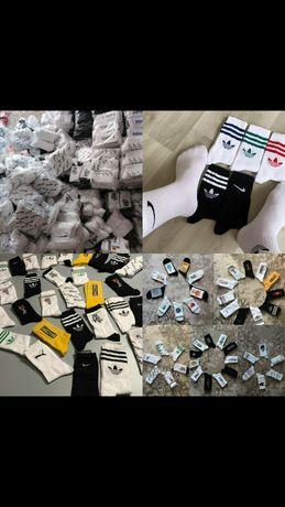Высокие носки Adidas stussy Ellesse champion Nike