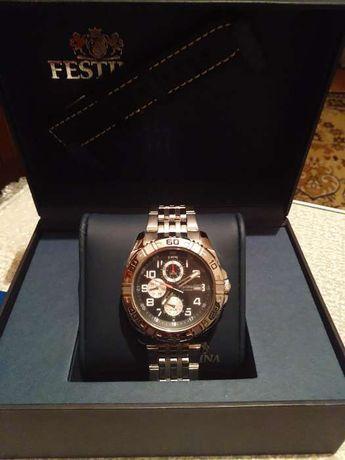 Наручные мужские швейцарские часы Festina F16494/2