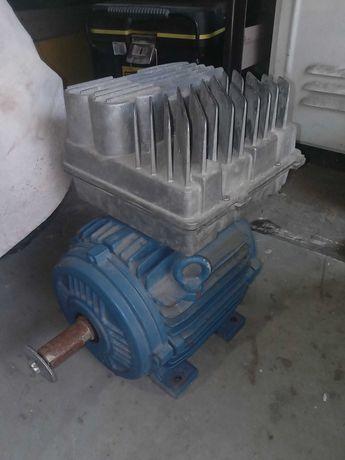 Silnik siłowy stan bdb 4,6 kw