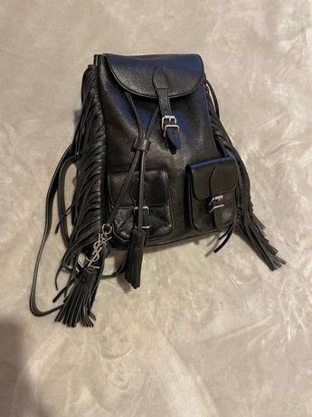 Кожаный рюкзак fesrival Saint Laurent