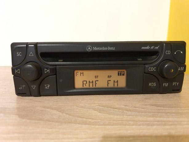 Radio samochodowe Audio 10 CD + kod Mercedes Benz Alpine
