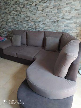 Sofa chaise long impecável