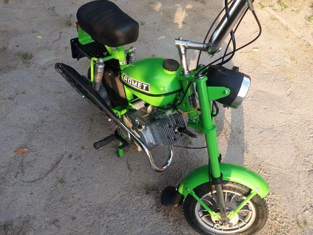 Motorynka Pony M2 zarejestrowana,wersja export SPRZEDANA