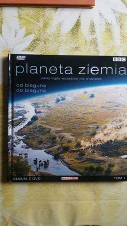 Planeta Ziemia jakiej nigdy wcześniej nie widziałeś Album z DVD Nowe