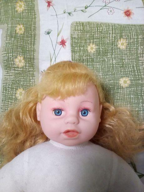 Кукла мягкая 40 см