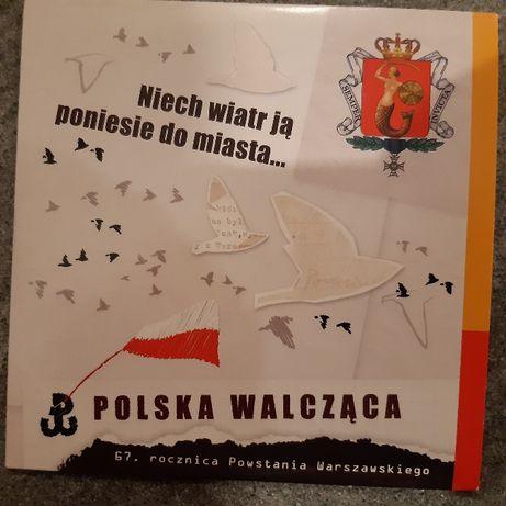 Niech wiatr ją poniesie do miasta 67. rocznica Powstania Warszawskiego