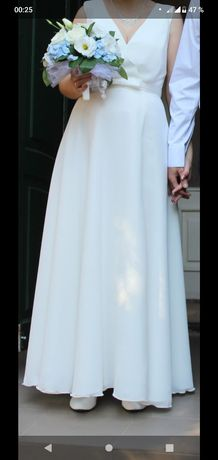 Свадебно-вечернее платье
