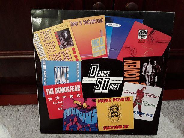 пластинка Dance street