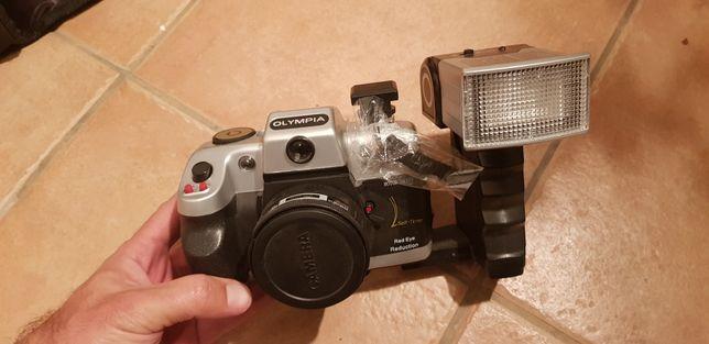 Maquina fotográfica de decoração