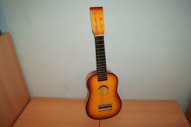 Ukulele mała gitara