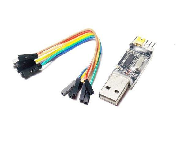 USB to UART. RS232 TTL CH340G arduino ардуино с проводами и джамперам