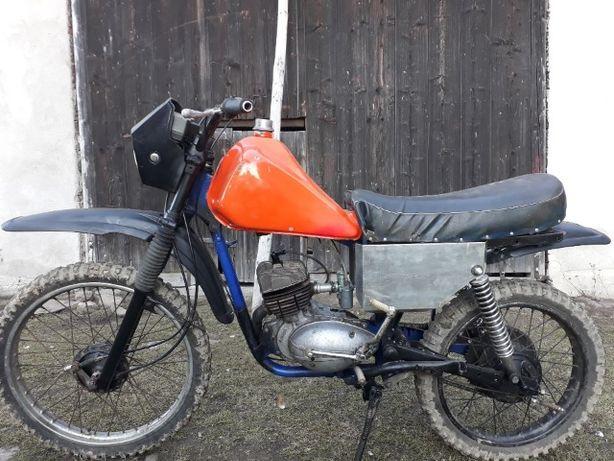 motocykl WSK stan bardzo dobry