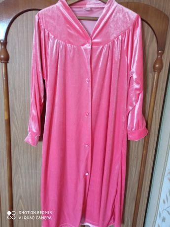 Продам халат велюровый