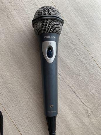 Mikrofon Philips nowy