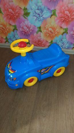 Машинка детская толокар самокат