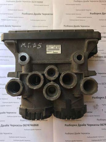 Модулятор EBS knorr на тягачи Volvo вольво, Renault рено, MAN ман, DAF